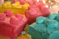 Lego Brick Cakes